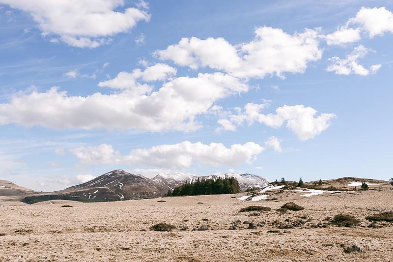 balade en auvergne - lac de guéry
