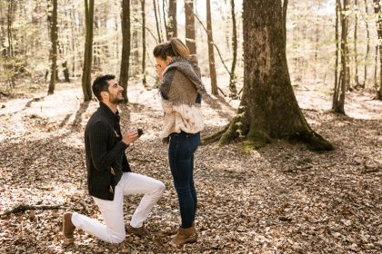 photographe couple reims demande en mariage